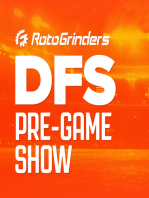 MLB DFS Lineup Strategy | 4/8/19 FantasyDraft GrindersLive | DraftKings & FanDuel