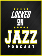 POSTCAST - What happened down the stretch? Jazz fall to Boston 97-94
