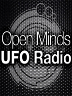 Jan Harzan, Director of the Mutual UFO Network