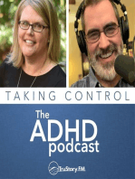 Becoming a Parent with ADHD