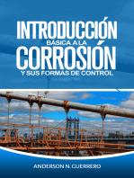 Introducción Básica a la Corrosión y sus Formas de Control