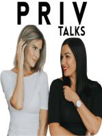EP113 - Angela Melero (The Zoe Report) joins PRIV Talks
