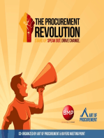 "Recovering from Procurement KPI ""Side Effects"" w/ Bertrand Maltaverne"
