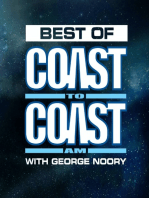 Mermaids, Banshees, Vampires and Werewolves - Best of Coast to Coast AM - 4/10/17