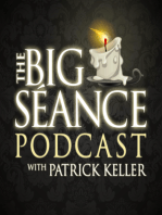 Psychic Angela Thomas, Precognition, and Three-dimensional Tarot - The Big Séance Podcast