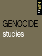 "Raz Segal, ""Genocide in the Carpathians"