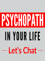 005 – What IS a Psychopath