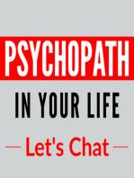 007 – Psychopaths as Children