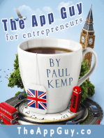 TAGP522 Paul Kemp - 15 Big App Entrepreneurial And Life Lessons From 500 Episodes