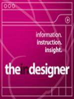 theInDesigner - Episode 29 (VIDEO)