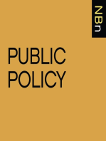 "Darren Barany, ""The New Welfare Consensus"