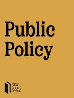 "Jonathan Swarts, ""Constructing Neoliberalism"
