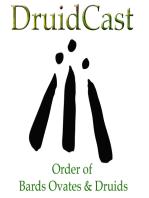 DruidCast - A Druid Podcast Episode 03