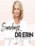 #17 DAILY DR. ERIN - NEVER GIVE UP ON YOUR DREAMS & THE LAW OF GROWTH