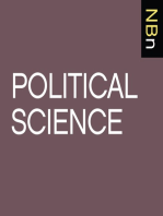 """Nic Cheeseman, """"Institutions and Democracy in Africa"""" (Cambridge UP, 2018)"""