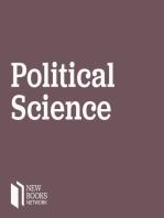 """Heath Brown, """"Immigrants and Electoral Politics"""