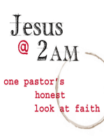 """Losing Faith, and Finding God after """"God"""""""