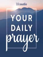 A Prayer for Deep Faithfulness