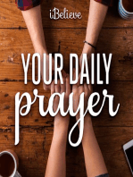 A Prayer for God's Design