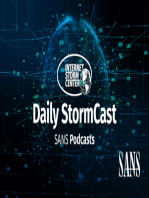ISC StormCast for Wednesday, June 12th 2019