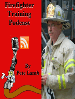 Prisons, Jails, Courthouses - An Interview with Retired Fire Chief Robert Warren