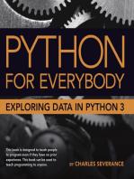 2.1 Building Blocks of Python