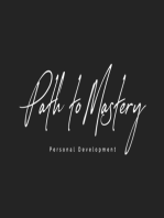 08. HOW TO BE PRESENT IN FRONT OF ANY AUDIENCE! One More Sale - Path to Mastery Podcast