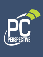 PC Perspective Podcast 495 - 04/12/18