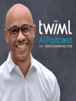 Creative Adversarial Networks for Art Generation with Ahmed Elgammal - TWiML Talk #265