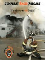 Jumpseat Radio 043 Saving one of our own. The story of FF Anton (Tony) Spagnoletti