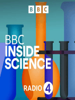 Cosmic inflation; LISA; Photonic radar; Bird stress camera; Water research; Taxidermy