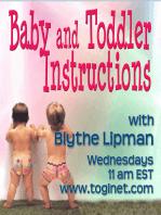 09-30-2015 Baby and Toddler Instructions Welcomes Special Guest, Preschool Director, Debbie Popiel