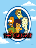 CultCast #15 - The Wisdom Of Tim C At All Things D
