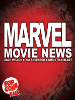 Jane Foster Is Thor! Agent Carter Season 2, and Mutant News! Marvel Movie News Ep #32 – May 14th, 2015