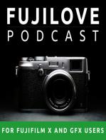 FujiLove Podcast 5 - Damien Lovegrove