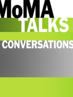 Trisha Donnelly- Conversations with Contemporary Artists Series