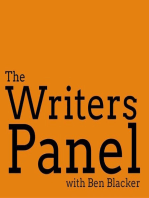 Dan Harmon, Chris McKenna, Justin Halpern, Patrick Schumacker, and Joe Henderson