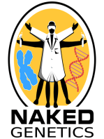 Battle of the sexes - Naked Genetics 17.04.14