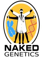 Taking shape - Naked Genetics 13.12.14