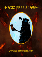 Radio Free Skaro #681 – The Tree Won't Harm You