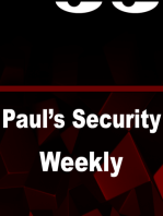 Enterprise Security Weekly #19 - Discussion