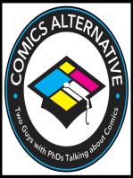 Comics Alternative Interviews - Dara Naraghi and Brent Bowman