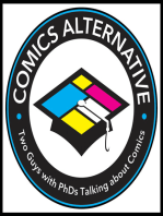 Episode 9 - A Roundtable Discussion on Comics Studies and Fandom