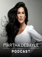 Martha Debayle en W , jueves 13 de diciembre de 2018.