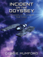 Incident on the Odyssey