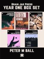 Brain Jar Press Year One Box Set: