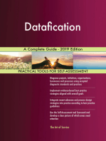 Datafication A Complete Guide - 2019 Edition