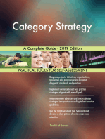 Category Strategy A Complete Guide - 2019 Edition