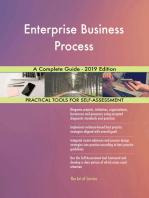 Enterprise Business Process A Complete Guide - 2019 Edition
