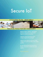 Secure IoT A Complete Guide - 2019 Edition